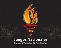 Juegos Nacionales XIX 2012