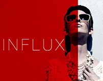 Influx. Stylist by Claudia Lomeli