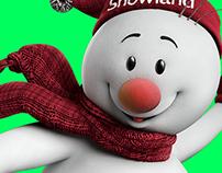 SNOWLAND - 3D