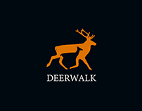 Deerwalk | Logo & Corporate Identity Design
