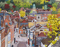 Winchester From the Westgate