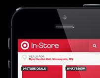 Target - In Store App