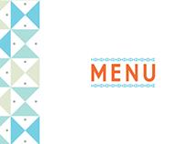 Vista Restaurant Menu
