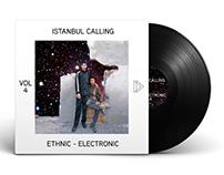 Istanbul calling vol4 album cover