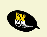 The Colossal Kajal - Advertising Campaign