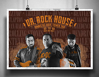 Branding y Piezas • Dr. Rock House