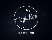 MagicBed by Samsung [INNOVATION]