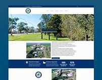 Parque Industrial General Deheza | Diseño Web
