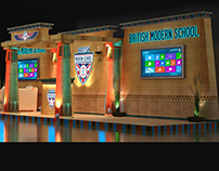 BMS bOOTH
