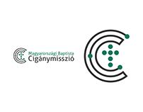 Magyarország Baptista Cigánymisszió - C logó