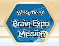 Brain Expo Mission Facebook Interactive Game