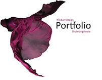 Portfolio | product design