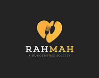 RAHMAH Logo & Mobile App Interface Design