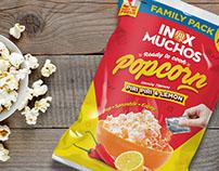Inox Muchos - Popcorn Packaging