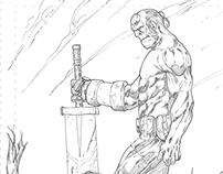 Hellboy - teste