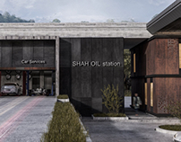 Project| Shah Oil Station