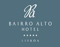 Bairro Alto Hotel - Website