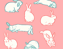 Relaxed Rabbits Pattern