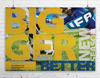 IFA New Season Poster