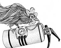 Noviembre ilustrado