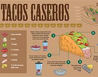 Tacos Caseros