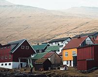 Towns of the Faroe Island