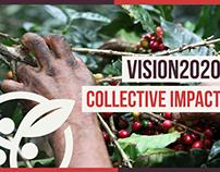 Vision2020 Identity Design