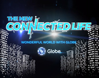 Wonderful World with Globe 7 - The New Connected Life