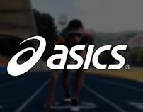 Asics - Paratleta: Felipe Leocadio