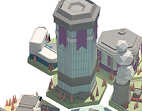 Low Poly Assets
