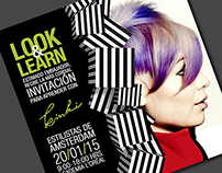 Campaña Look&Learn - L'oréal Professionnel
