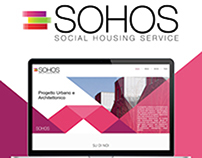 Corporate Identity for Sohos