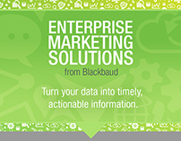 Enterprise Marketing Solutions Infographic