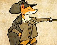Fox-Keteer