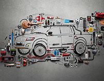 Toyota Hilux Parts