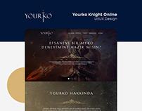 Yourko UI/UX Design