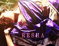 RESHA - Lookbook (Benarasi)