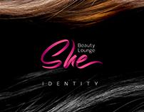 She Branding Identity