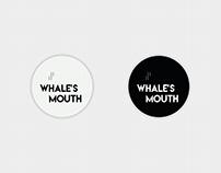 Logo   Cartão de Visita - Whale's Mouth Creative Studio