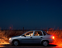Serie Noche - Fotografías