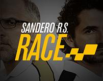 Sandero R.S. Race - Websérie