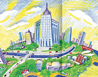 Social Annual Report «Uralsib»