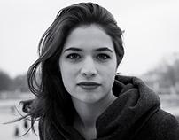 Portrait of Anna Chaumont