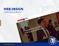 Web Design - CAREERsense @ HELP