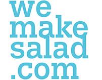 Salad, растительные средства для чистки