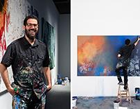 Floto+Warner + Architectural Digest + José Parlá