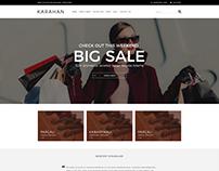 Karahan | UI DESIGN