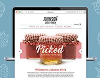 Johnson Berry Farm Rebranding