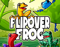 Board Game: Flipover Frog