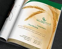 Syrian Islamic Insurance Company - magazine design